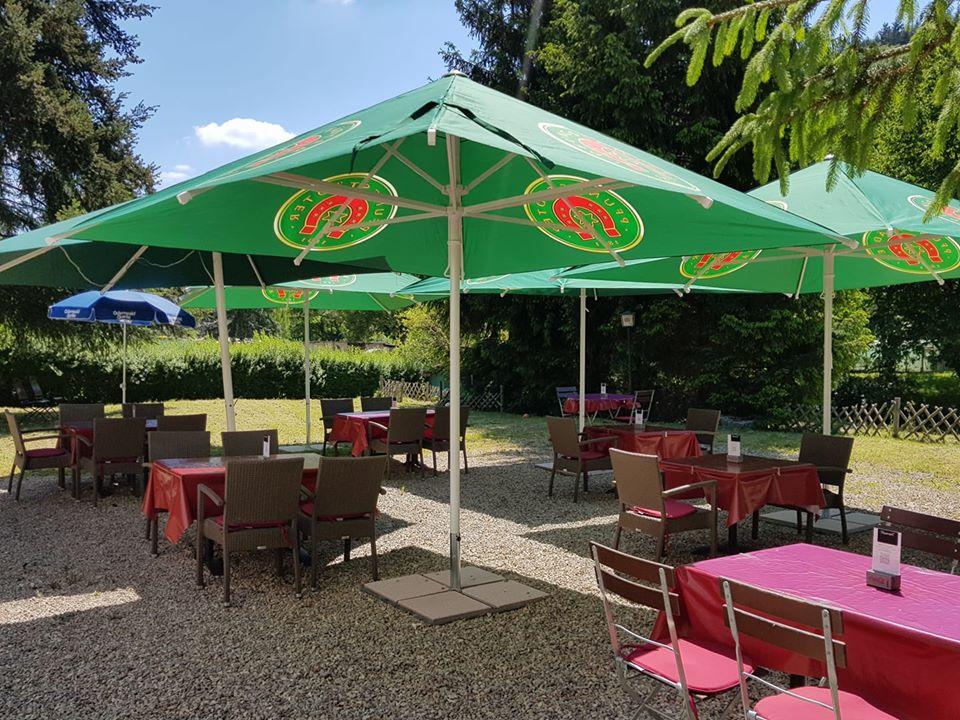 CAFE WIEN RESTAURANT Gastgarten